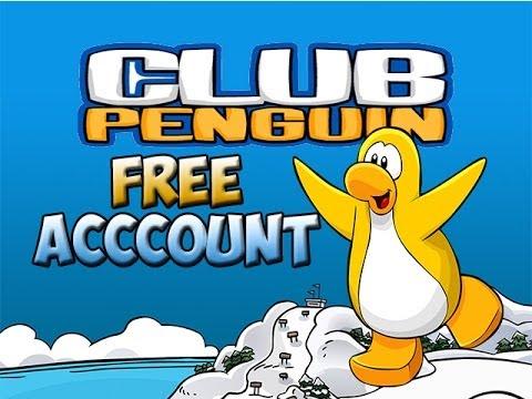 Club Penguin Free Member Account February 2014