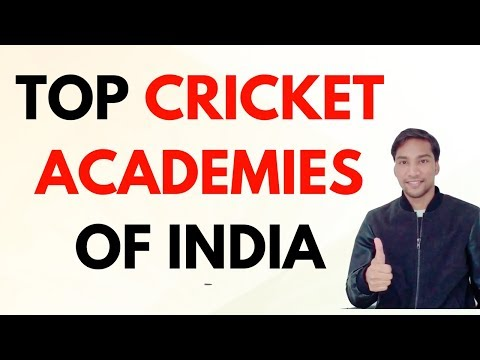 Top Cricket Academies Of India | Indian cricket academy | Motivational | Cricket Guidance