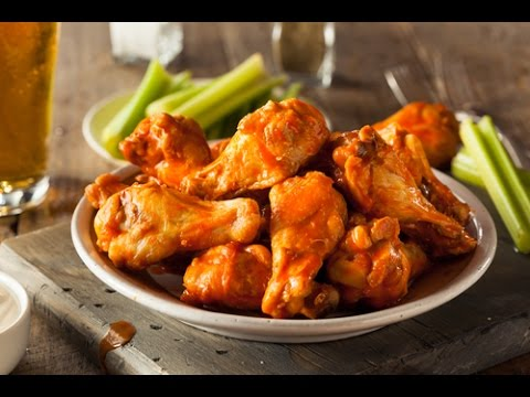 Buffalo Chicken Wing Sauce Recipe - That Actually STICKS To The Wing!