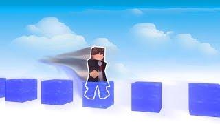 Minecraft:  PARKOUR IMPOSSIVEL DE AGUA NA VERSÃO 1.12 ‹ JUAUM ›