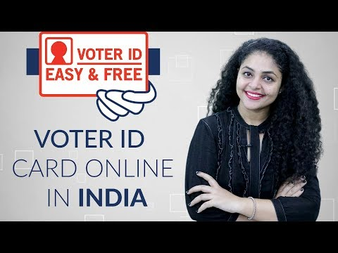 How To Make Voter ID Card Online | Apply Voter ID Card Online | Voter ID Card Online Registration