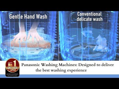 Panasonic Washing Machines (Make in India) Demo