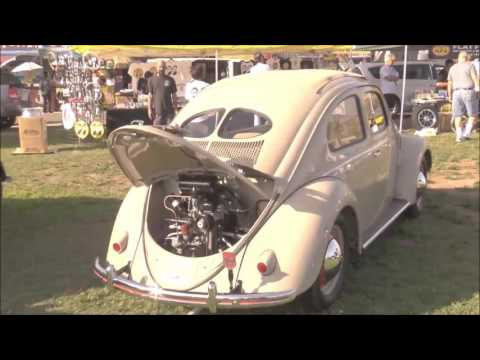 1952 VW Bug in Sand Beige