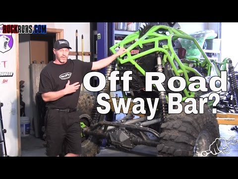 Why You Want an Off Road Sway Bar - ROCK RODS TECH