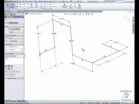 SolidWorks Tips (3D Sketches)