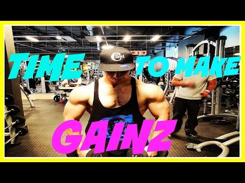UPPER BODY WORKOUT DAY #1 FOR NATURAL BODYBUILDERS