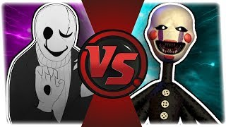 W D  GASTER vs THE PUPPET! WATCH NOW! (Also AnimationRewind GAMES! PLAY NOW  FOR FREE!) - getplaypk