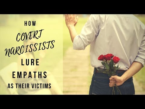 How Covert Narcissists Lure Empaths As Their Victims