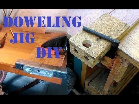 Doweling jig By Paolo Brada DIY