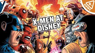 Download The Fox Deal Is Done - So What Are Disney's X-Men Plans? (Nerdist News w/ Jessica Chobot) Video