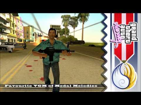 Golden VGM #527 - Grand Theft Auto: Vice City ~ Main Theme