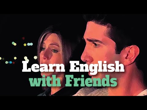 Learn English with Friends: Flirting with Police