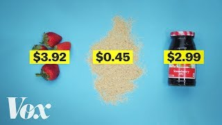 Why eating healthy is so expensive in America