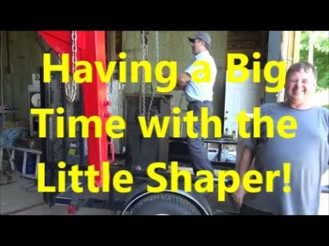 Shaper Rescue This Old Barn/Shop Edition