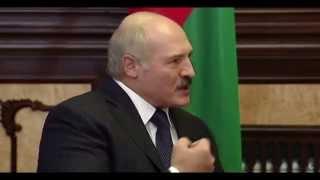 Лукашенко в Киеве: Мы родные люди, ты только скажи - сделаем  21.12.14