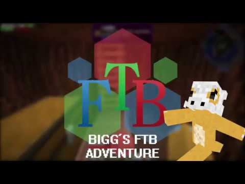 Bigg's FTB Adventure! 1.12.2: Making Steel and TC Smeltery!