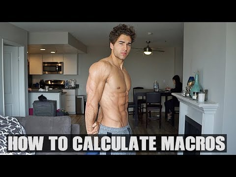 How to Calculate Your Macros | Bulking or Cutting