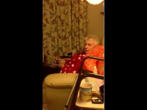 My nan's reaction to a 900+ channel