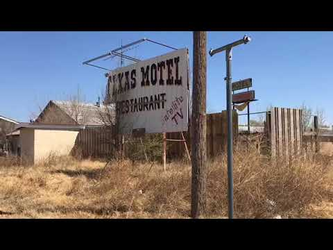 Save The Texas Motel on Route 66 America Campaign