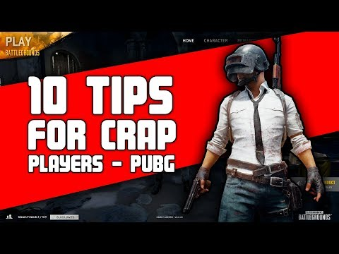 10 Tips for Beginners in PUBG | PlayerUnknown's Battle Grounds Guide