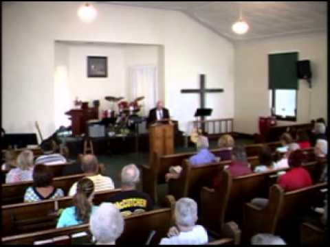 Getting Serious With God - Rev. Harold Mele