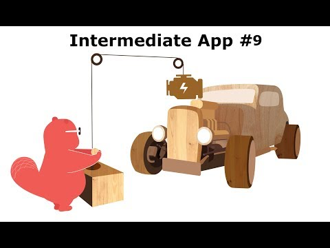 Thunkable Intermediate App Tutorial #9
