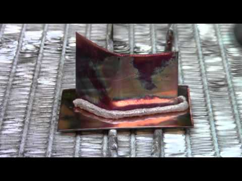 Copper Brazing with Silver Solder Paste