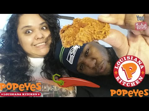 Popeye's Ghost Pepper Wings Food Review