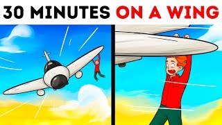 He Survived on a Plane's Wing And a Fall from the Sky