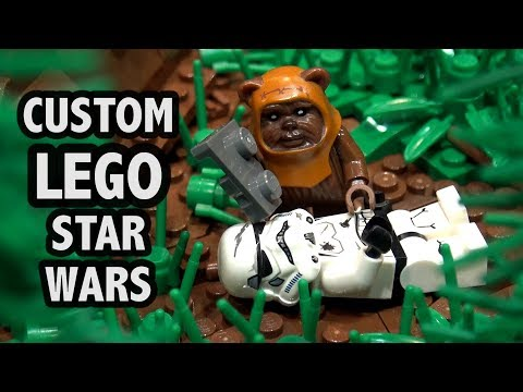 LEGO Star Wars Battle of Endor | BrickFair Alabama 2018