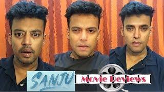 Sanju Movie Review : Ranbir Kapoor shines in an indulgent Sanjay Dutt biopic
