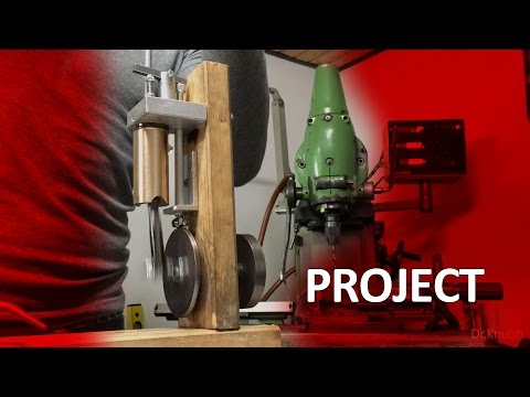 Homemade Compressed Air Motor