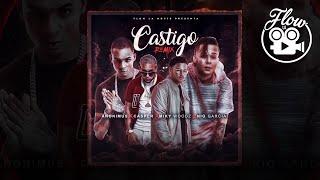 Nio Garcia Feat Miky Woodz, Casper, Anonimus - Castigo Remix