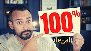 Best Investment Strategy You Can Do Right Now (100% Legal)