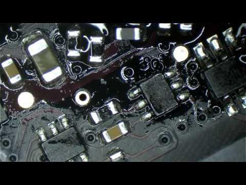 Easy no backlight repair on macbook logic board