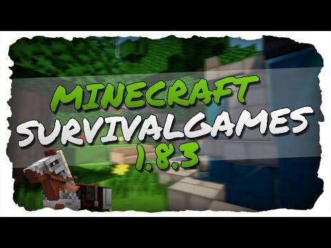Minecraft Survival Games 1.8.3 (Minecraft Minigames)