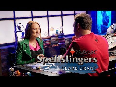 Day[9] vs. Clare Grant   Magic: The Gathering: Spellslingers   Season 4, Episode 2