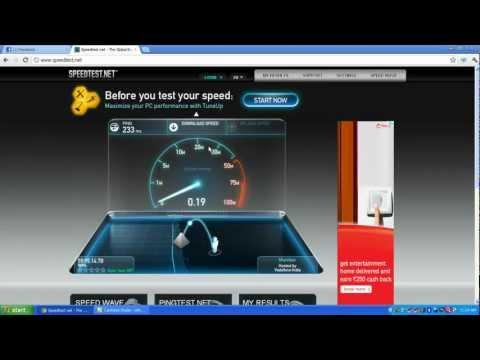bsnl wireless broadband speed test