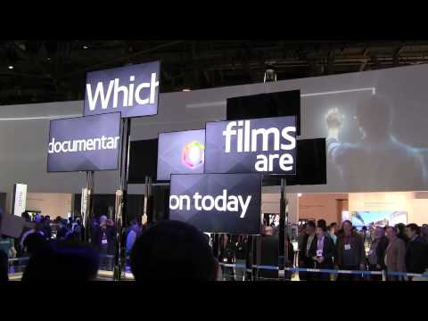 [CES2013] - Samsung SmartTv | DOMADOO
