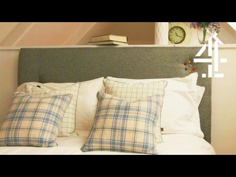 Make Your Own Bed Headboard | Phil Spencer's Perfect Bedroom