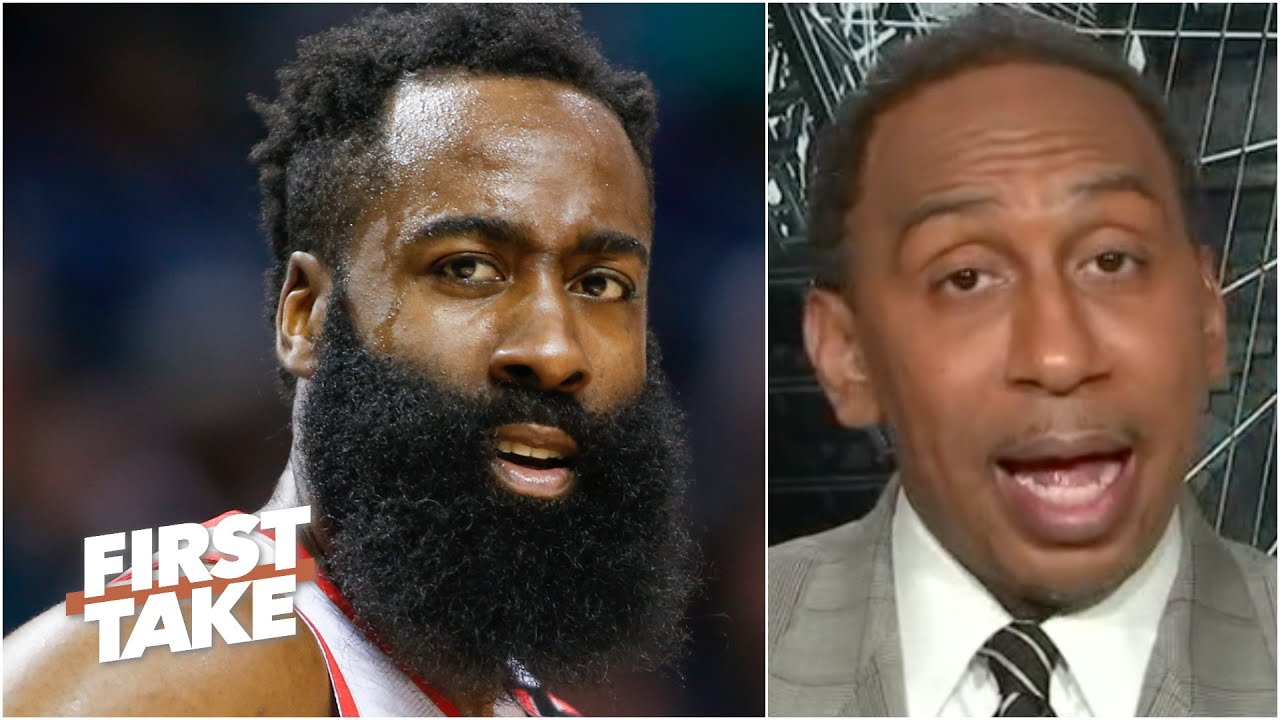 Stephen A. reacts to the power James Harden wields with the Rockets | First Take