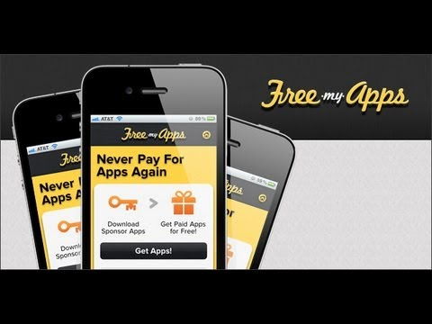 HOW TO GET FREE GEMS, ITUNES, AMAZON AND FANDANGO GIFT CARDS ON YOUR IPHONE AND IPAD Free My Apps!