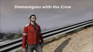 GTA 5 | Shenanigans with the Crew Pt. 2