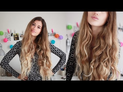 TIPS FOR LONG & HEALTHY HAIR // My Haircare Routine