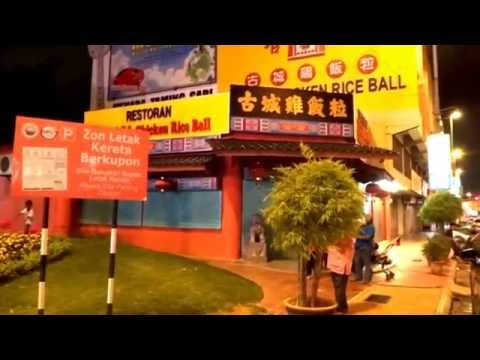 Famosa Chicken Rice Balls Restaurant