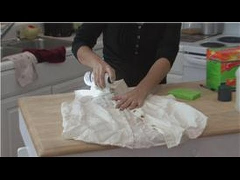 Housecleaning Tips : How to Get Black Ink Out of Clothing