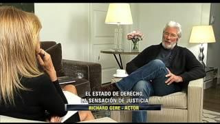 La Entrevista Por Adela 03 Octubre 2013 Richard Gere