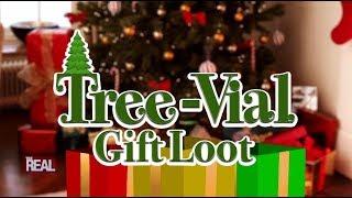 Part 1: Tree-vial Gift Loot!