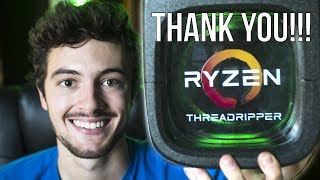 Threadripper Will Save me 10 Hours Per Render!