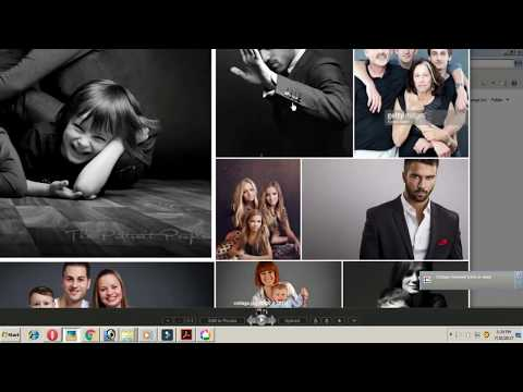 how to make collage in picasa | picasa photo editing | picture collage |
